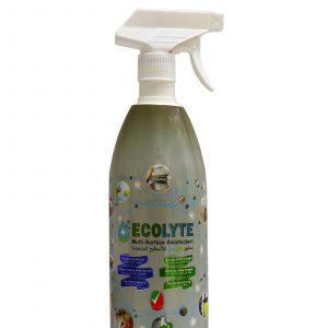 ECOLYTE Multi Surface Disinfectant Spray 1 LITRE