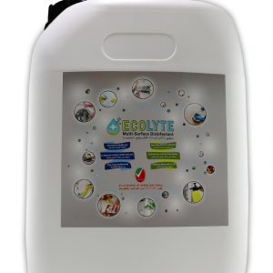 ECOLYTE MULTI SURFACE DISINFECTANT SOLUTION 20 LITRE