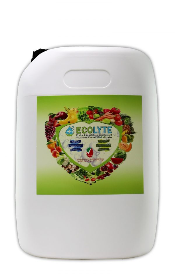 BEST FRUITS AND VEGETABLE DISINFECTANT LIQUID 20L