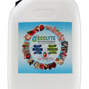 ECOLYTE MEAT AND SEAFOOD EFFECTIVE DISINFECTANT 20L