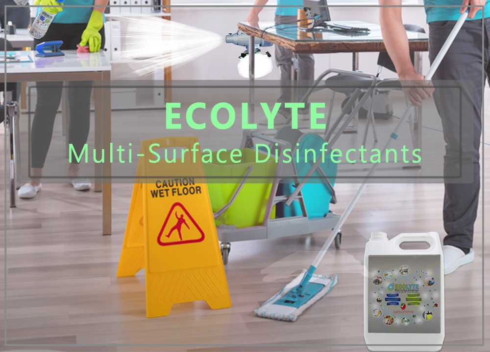 ECOLYTE MULTI-SURFACE DISINFECTANT